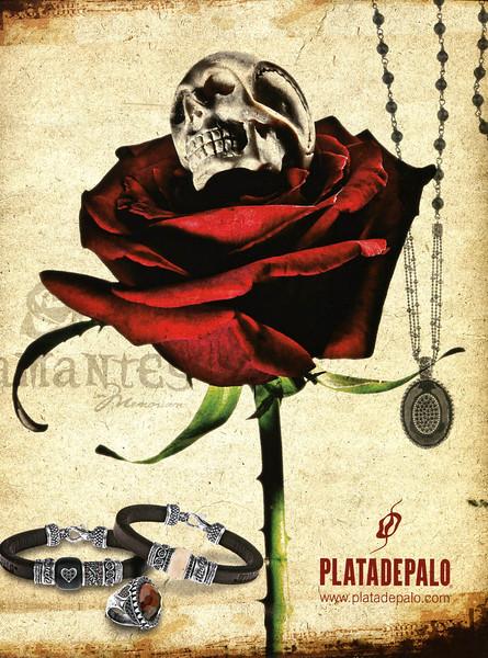 2011 PLATADEPALO silver jewellery Spain (Vogue)