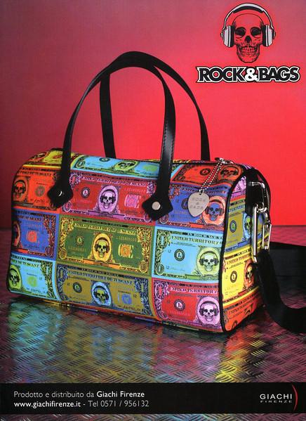 2011 GIACHI Bags: Italy (Flair)