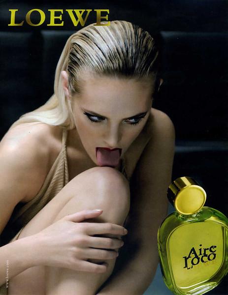 2009 LOEWE Aire Loco fragrance (Spain)