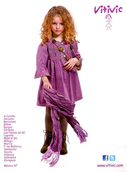 2012 VITIVIC children's wear Spain (Telva)