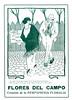 1915 FLORALIA Flores del Campo soap Spain (Mundo Gráfico)
