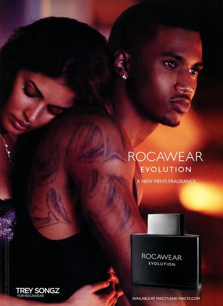2011 ROCAWEAR Evolution fragrance US