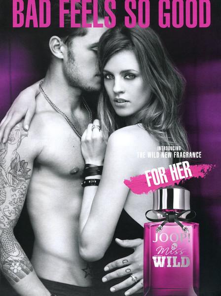 2014 JOOP! Miss Wild fragrance: Germany