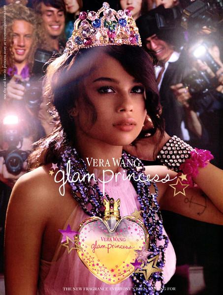 2010 VERA WANG Glam Princess fragrance UK
