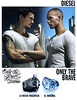 2012 DIESEL Only the Brave Tattoo & Only the Brave fragrances Spain (Vanidades)