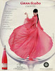 2008 GRAN FEUDO Chivite red wine Spain (L Vanguardia Magazine) featuring Tamara Rojo