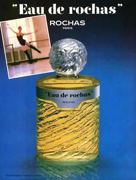 1982 Eau de ROHAS clogne Spain (Dunia)