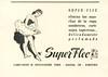 1956 SUPER-FLEC stain rmover Spain (El Liceo)