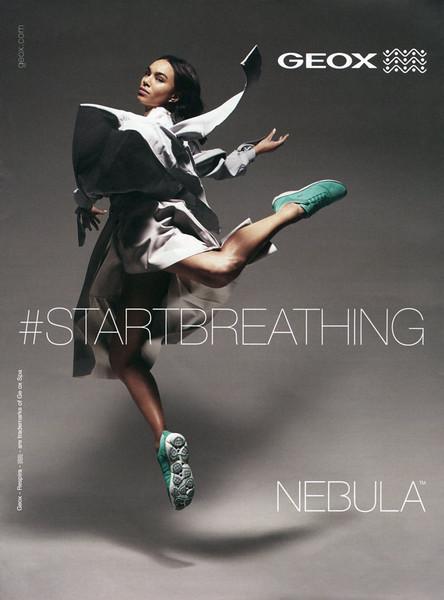 2016 GEOX Nebula shoes Germany (Cosmopolitan) dance