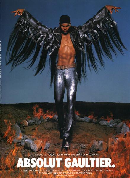 2002 ABSOLUT Legends - Gaultier Spain (Vogue) page 8 (Valborg)