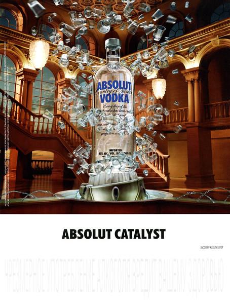 2012 ABSOLUT Catalyst Russia (Harper's Bazaar)