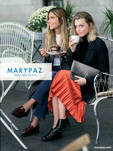 2015 MARYPAZ footwear Spain (YoDona)