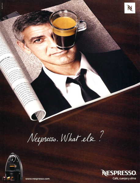 2008 NESPRESSO coffee Spain (Citizen K)