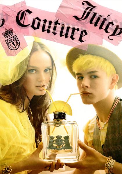2008 JUICY COUTURE Eau de Parfum France