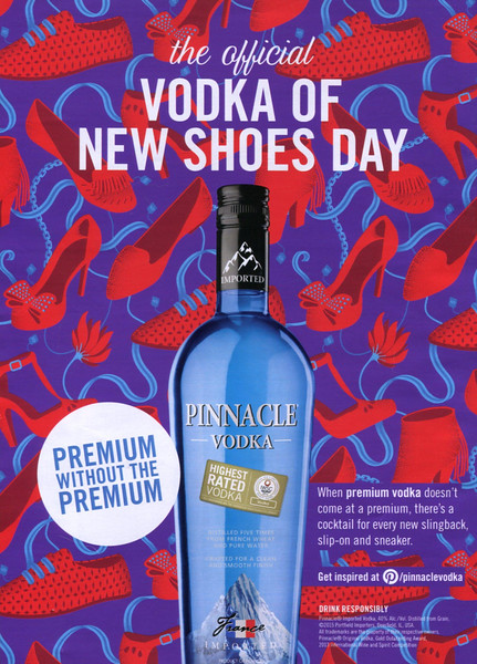 2015 PINNACLE vodka US (Cosmopolitan)
