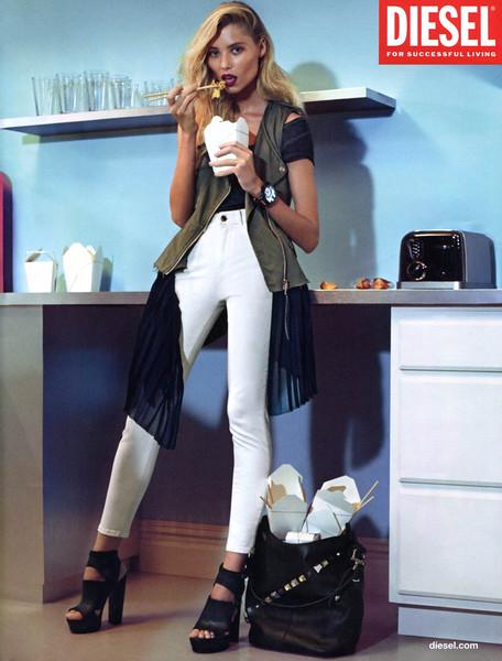 2013 DIESEL clothing Spain (Vogue)