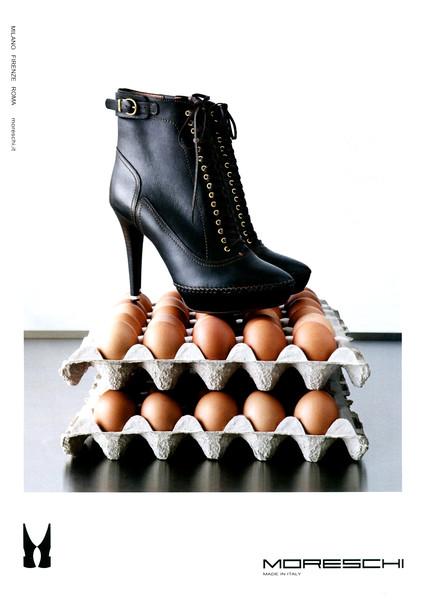 2011 MORESCHI shoes Italy (Vanity Fait)
