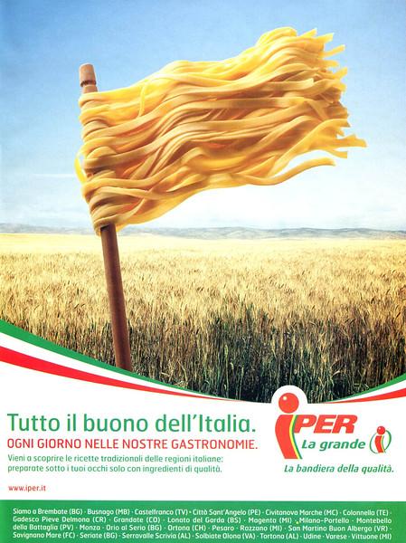 2012 IPER pasta Italy (Vanity Fair)