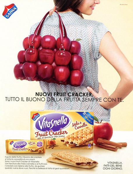 2010 VITASNELLA crackers (Italy)