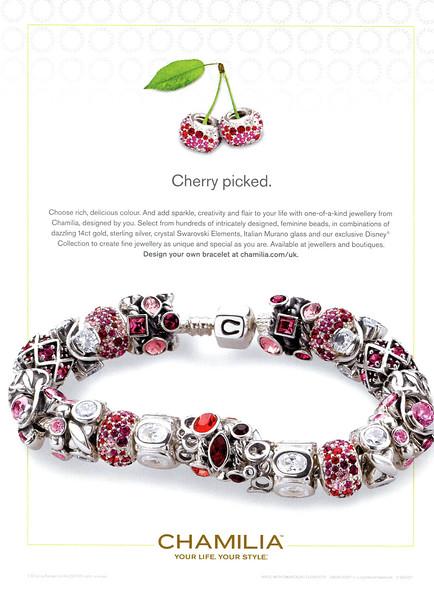 2010 CHAMILLA jewellery: US (Cosmopolitan)