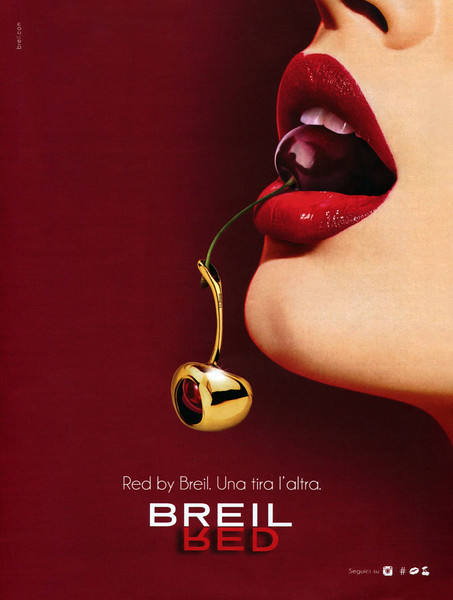 2015 BREIL jewellery: Italy (Grazia)