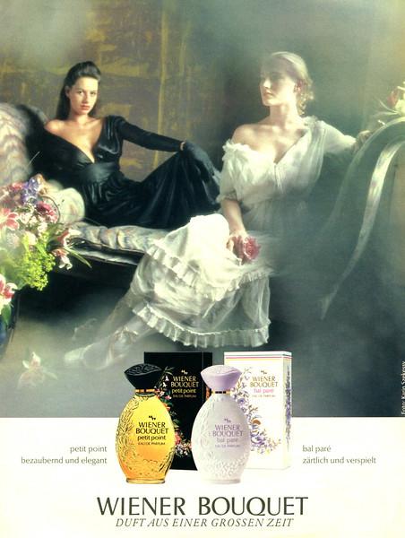 1991 WIENER BOUQUET fragrances Germany