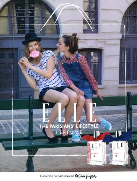 2015 ELLE So Lovely! - So Chic! perfumes Spain (Elle)