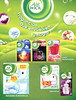 2013 AIR WICK home fragrances Spain (Schlecker magazine)