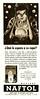 1952 NAFTOL detergent Argentina (half page Para Ti)