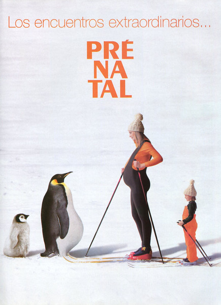 2006 PRÉNATAL stores for future mothers and children Spain (Elle)