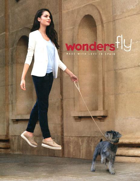 2015 WONDERS shoes Spain (El Corte Inglés)