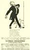 1922 HERMANOS CORTES Peca Cura cologne Spain (Mundo Gráfico)