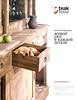 2012 TEAK HOUSE furniture Russia (Psychologies)