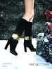 2008 SERGIO ROSSI footwear Russia (Harper's Bazaar)