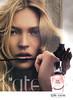 2007 KATE MOSS Kate fragrance: UK (Cosmopolitan )