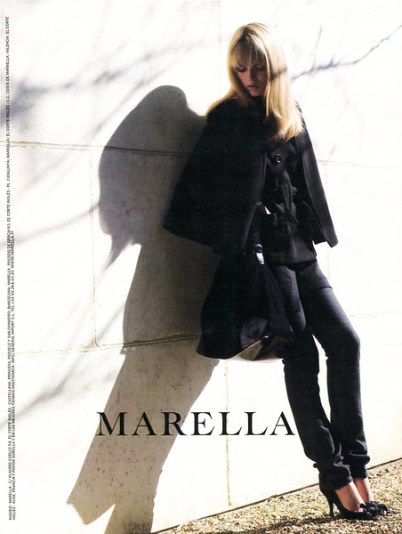 2007 MARELLA clothing Spain (Elle)