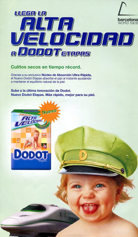2011 DDDOT Etapas diapers: Spain (Atalaya)