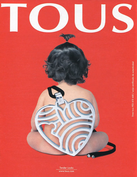 2004 TOUS jewellers Spain (La Vanguardia Magazine)