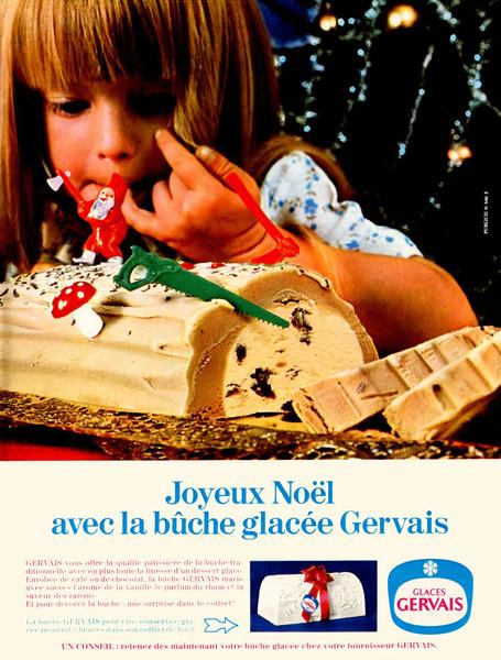 1967 GERVAIS ice cream France (Elle)