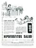 1927 Salud restorative drug: Spain (Mundo Gráfico)