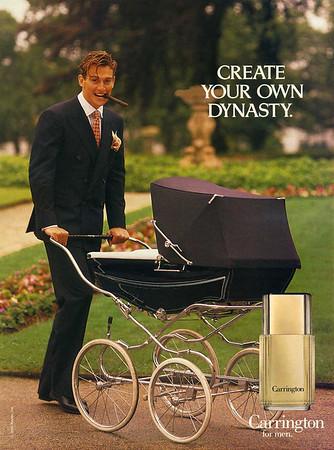 NEW FATHERHOOD ads