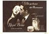ATKINSONS Royal Briar 1948 Argentina (horizontal half page Para Ti) 'El perfume del romnce ...Cálido y persistente'