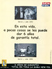 1999 NEW POL electric home appliances Spain (Vogue)<br /> 'In this life, few things can have a 6-year guarantee'