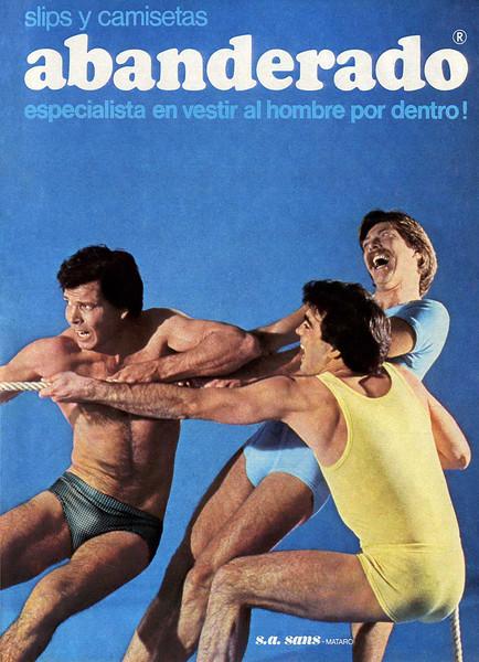 1979 Abanderado underwear Spain