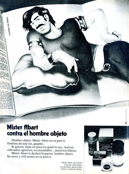 1974 ABART Mister Abart cologne Spain