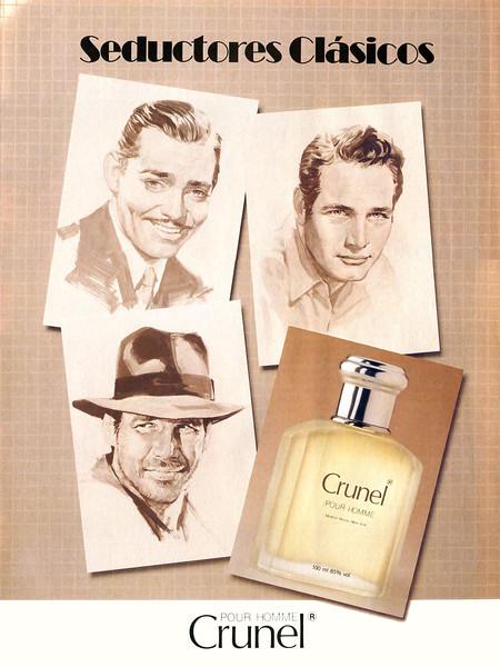 1988 CRUNEL pour Homme cologne Spain