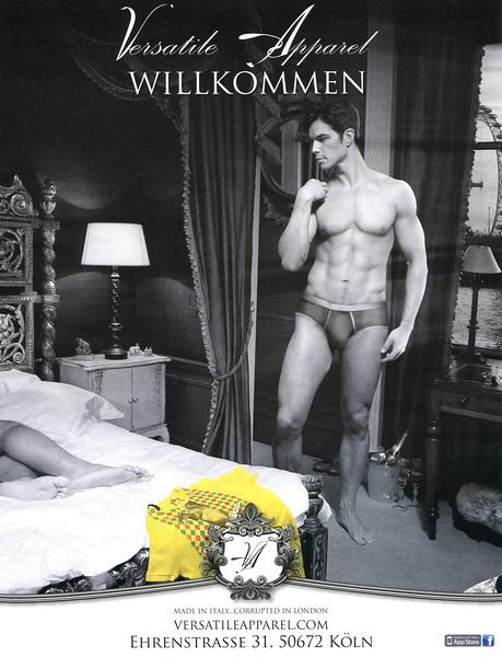2011 VERSATILE Apparel Germany (GQ)