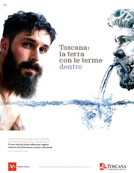 2017 TOSCANA Tourist Promotion: Italy (Grazia)
