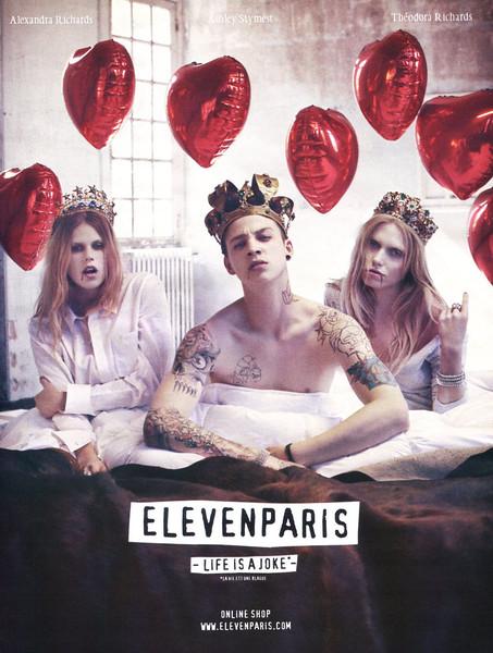 2011 ELEVEN PARIS online store France (Glamour)