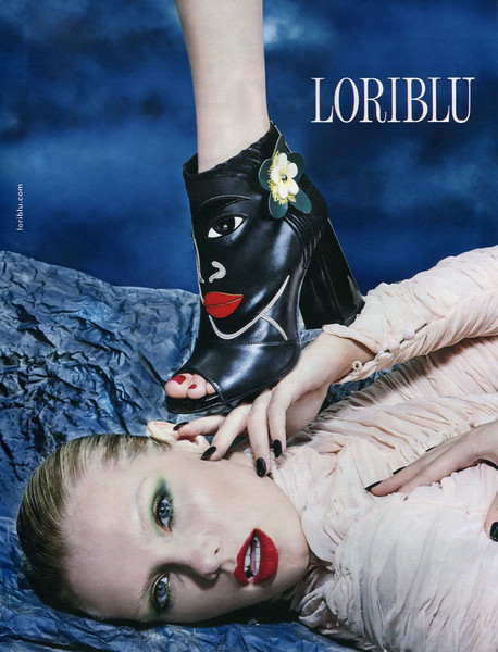 2016 LORIBLÙ shoes Italy (Amica)
